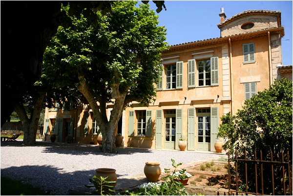 Provence Wedding Venue Chateau des Demoiselles 0005