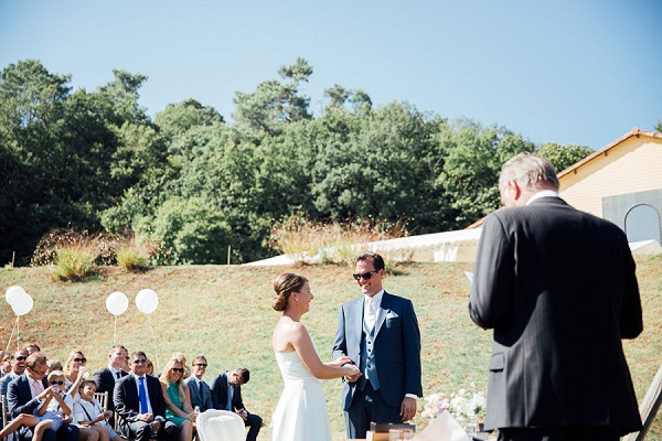 September wedding France