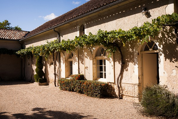 South West France Dordogne Vineyard Wedding