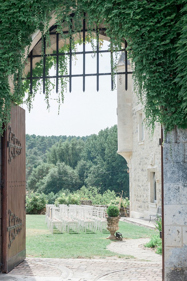 South West France Wedding