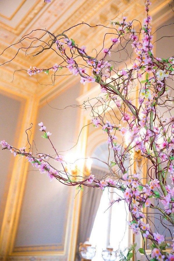 Wedding Blossom Decor