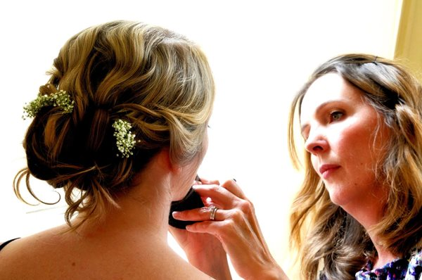 bridal make up artist for a destination wedding