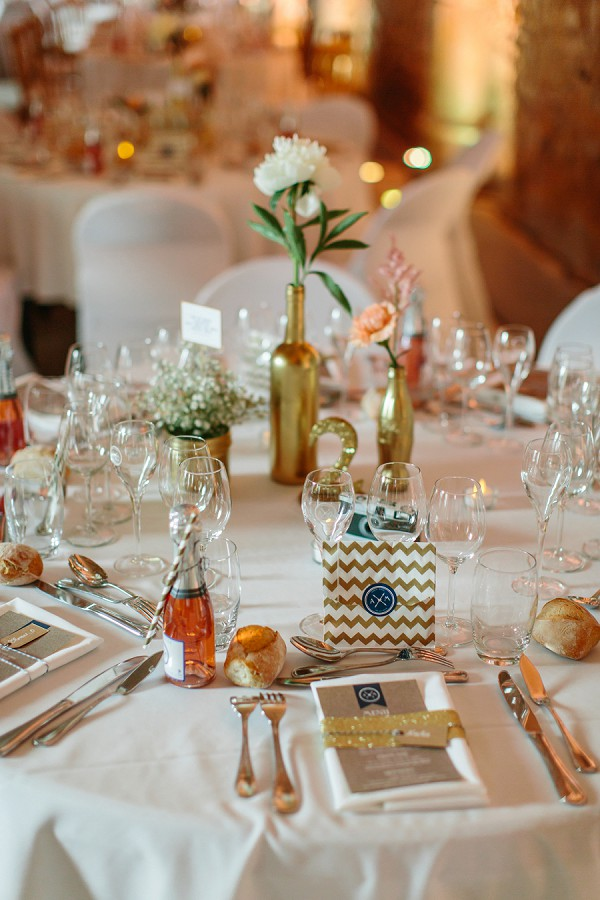 Chic and Boheme wedding