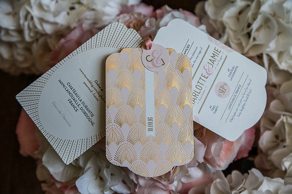 Eagle Eyed Bride Stationary