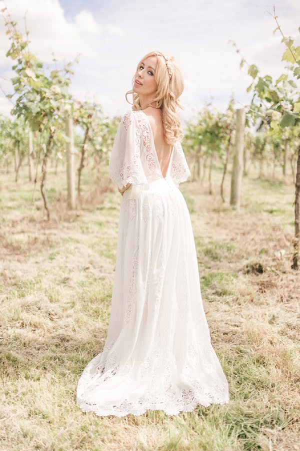 French Vineyard Vintage Inspired Wedding