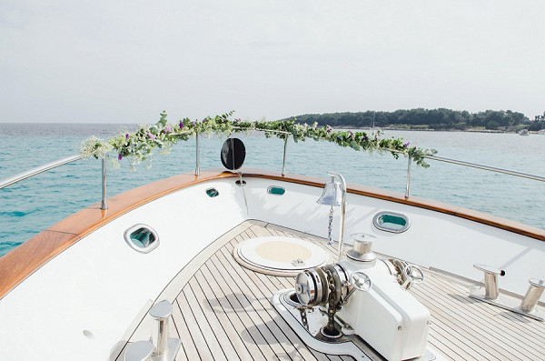 Luxury Cannes Wedding