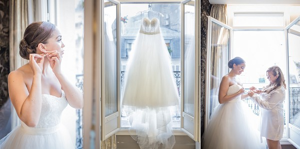 Tie The Knot in Paris
