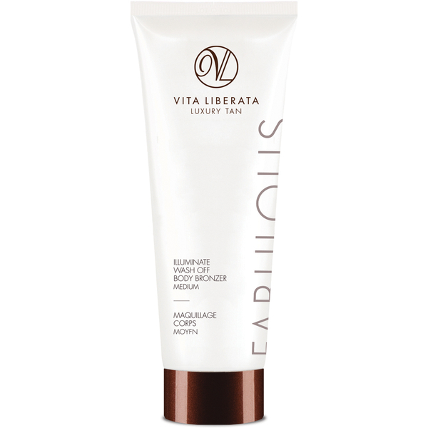 Vita Liberata Fabulous Illuminate Wash Off Body Bronzer