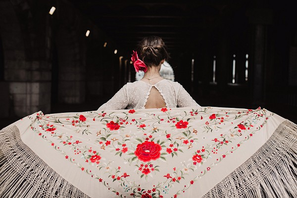 Wedding Cape