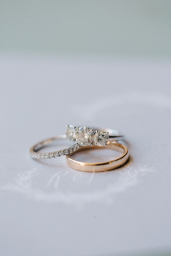 Wedding Ring Trio