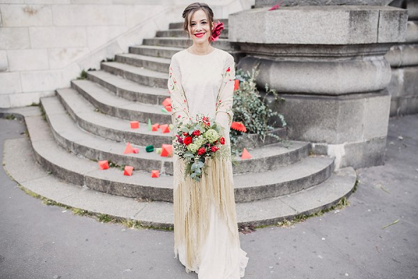 romantic wedding ideas Paris
