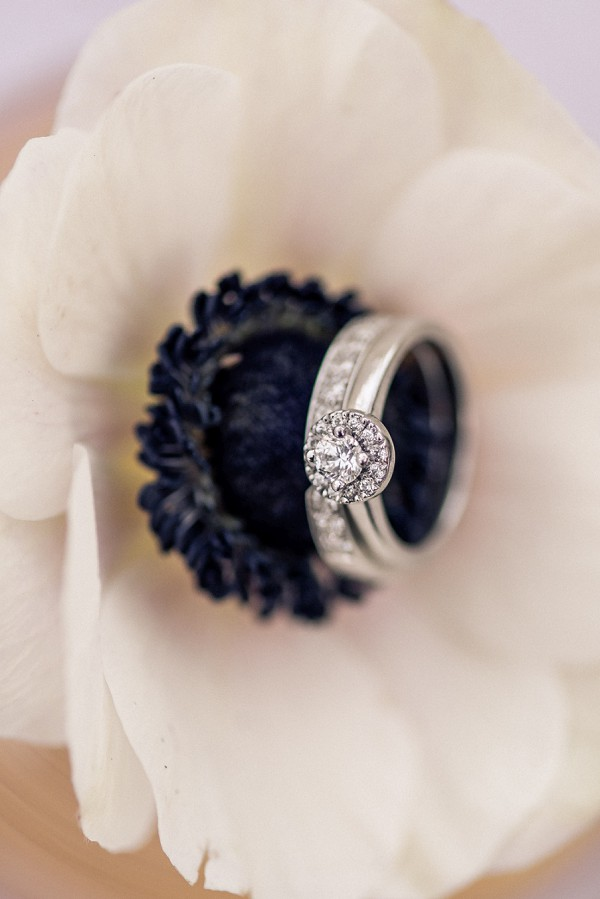 Atelier d'Or Silver wedding ring