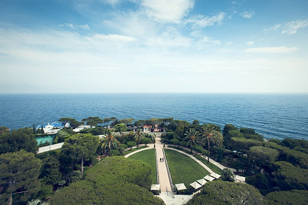 Cap Ferrat Wedding Venue