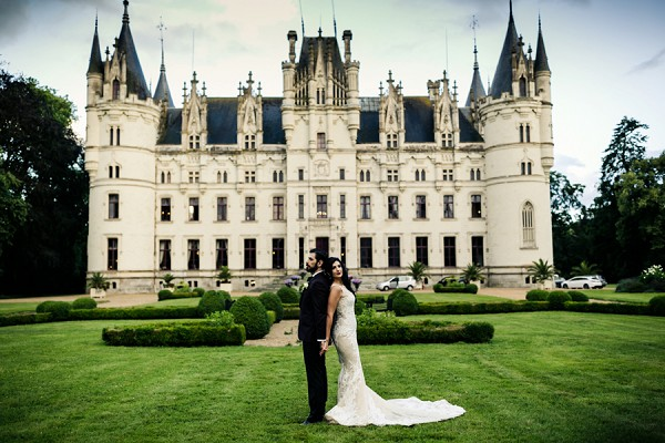 Chateau wedding photographer