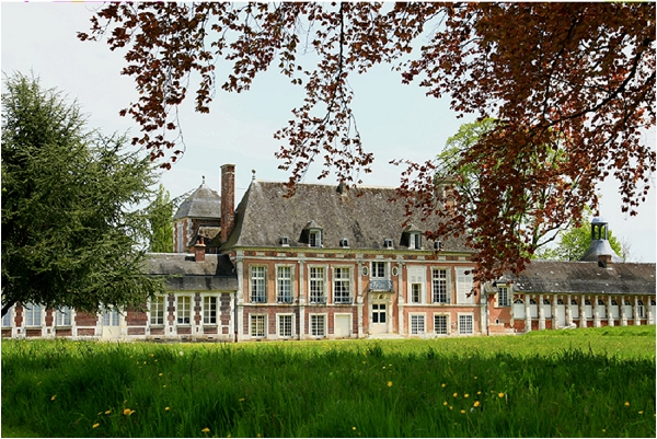Intimate Wedding Venue Chateau de Bonnemare 0006