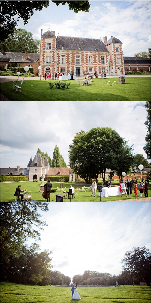 Intimate Wedding Venue Chateau de Bonnemare 0007