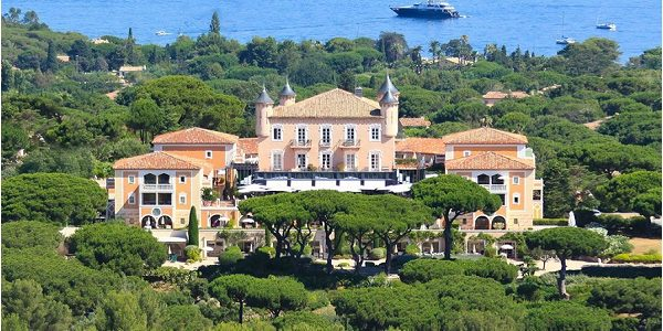 Top 5 Wedding Venues in St Tropez Château de la Messardière