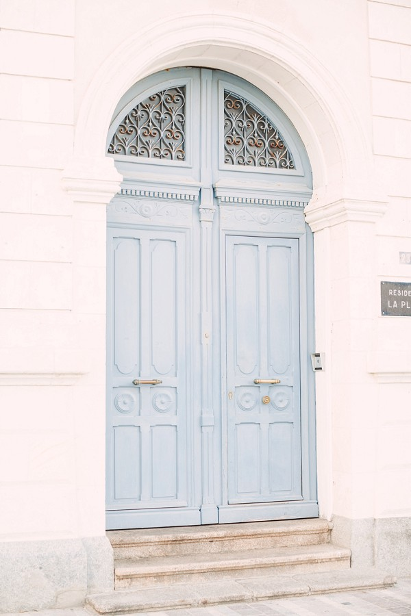 french old door