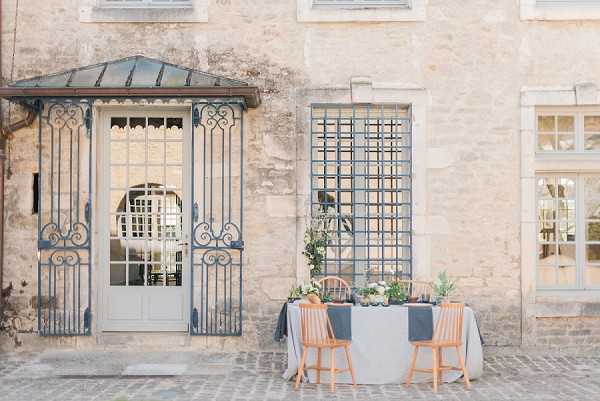 Burgundy Wedding venue