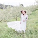 Elsa Gary wedding dress