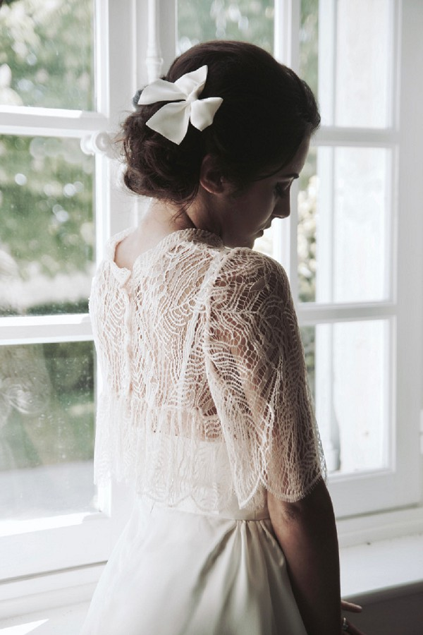 LieDil wedding dress
