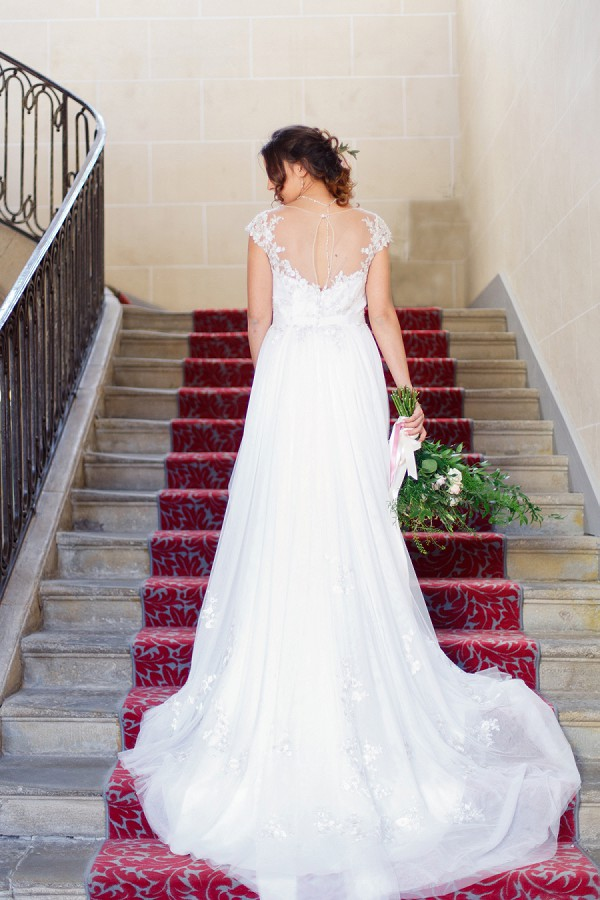 Mariage Village Castres gown