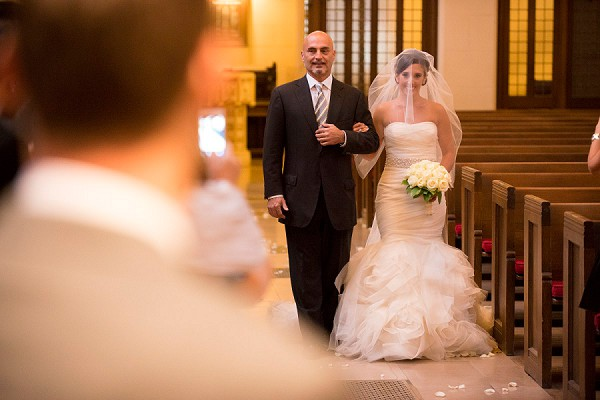 Paris Church wedding