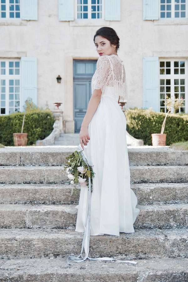 Provence Chateau wedding