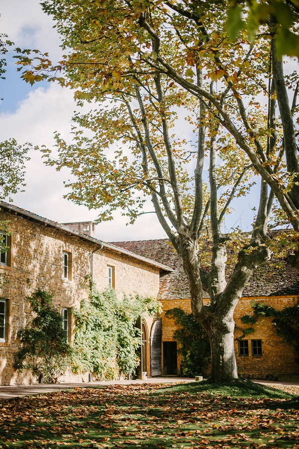 french garden wedding venue