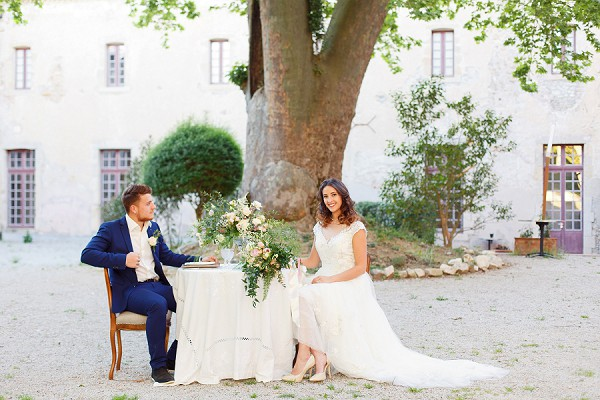 french inspired wedding ideas