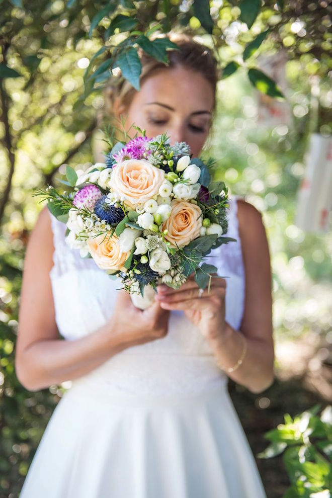 7 Hot Summer Wedding fleurs design by faustine flowers