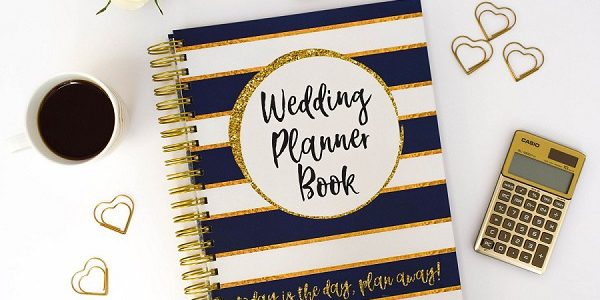 Bridal Organiser Keepsake Wedding Book