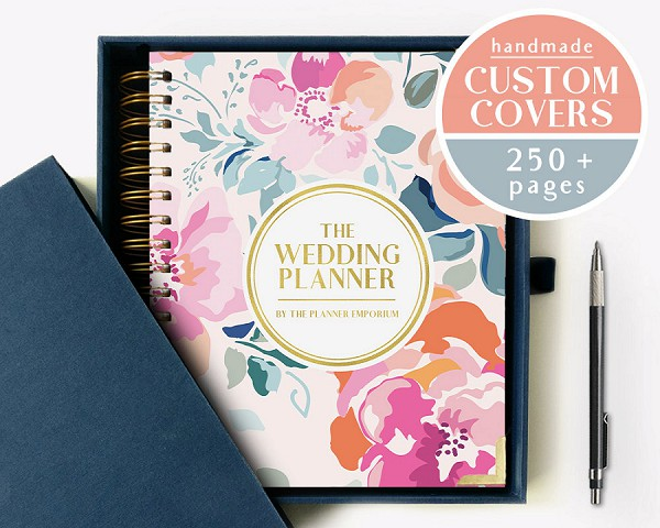 Custom Handmade Keepsake Book and Planner