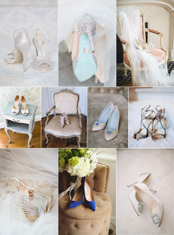 Destination Wedding Shoes Snapshot