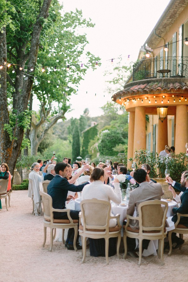 Domaine de la Baume Wedding