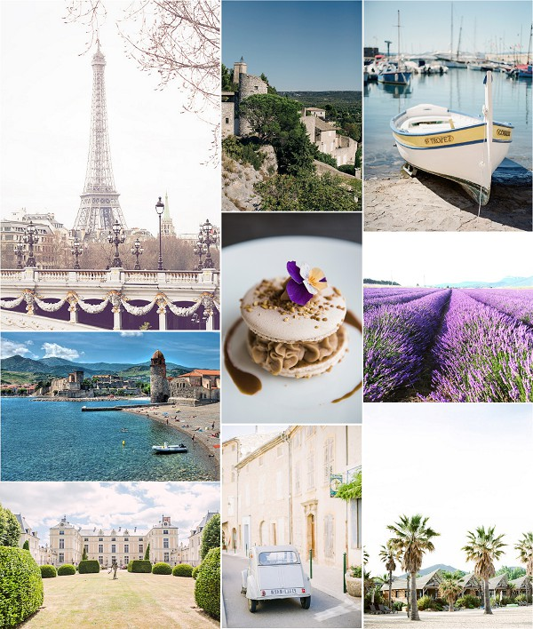 Dreamy French Wanderlust Series Roundup Snapshot