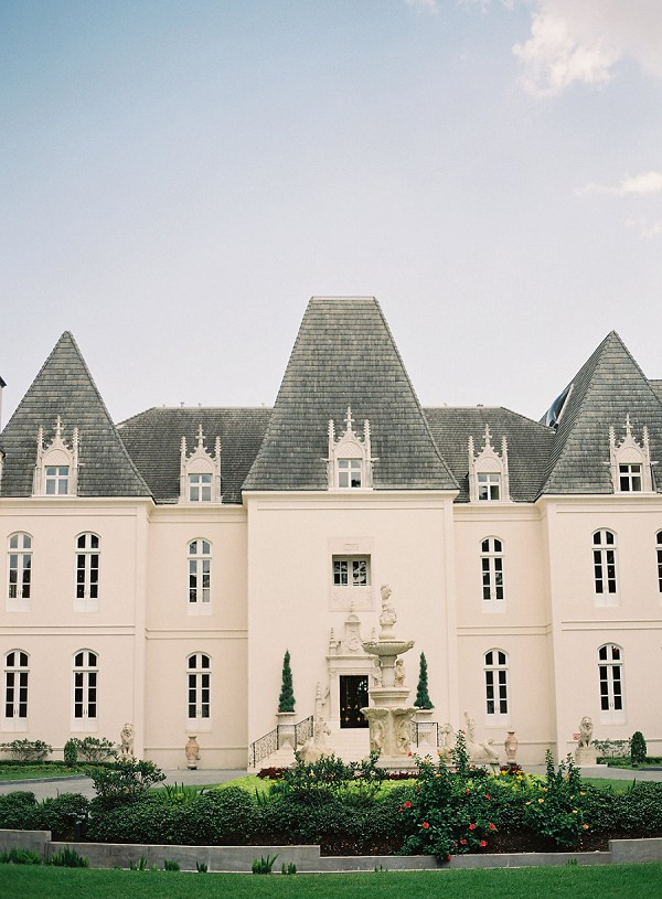French Inspired Chateau
