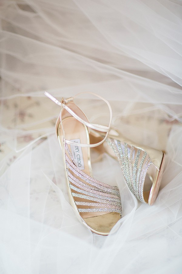 Jimmy Choo wedding