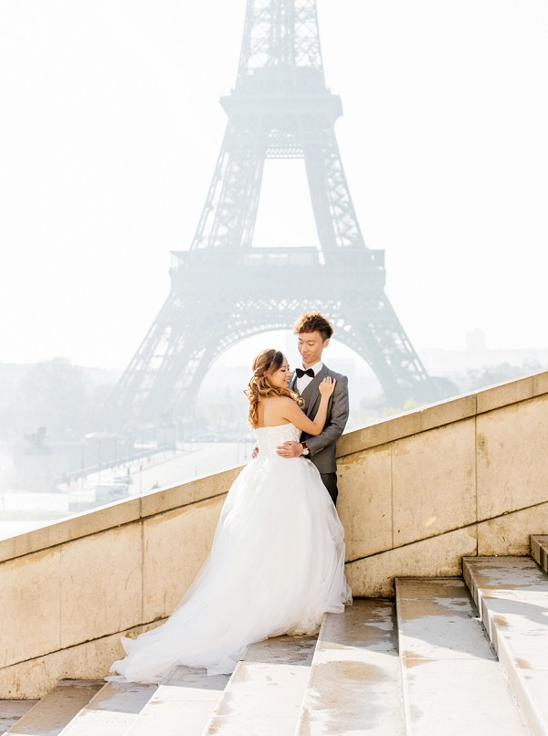 Paris wedding photo ideas