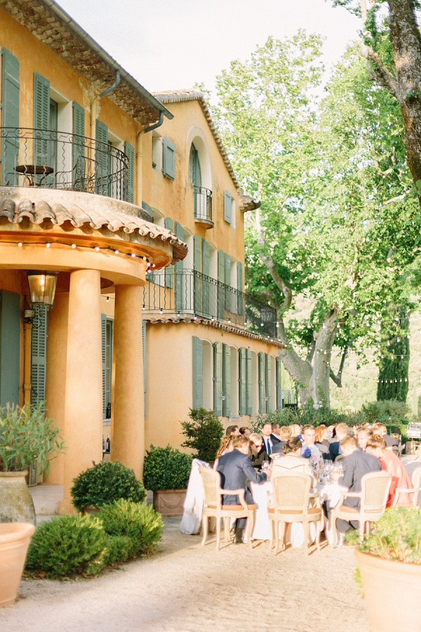 Stunning French Wedding Venue