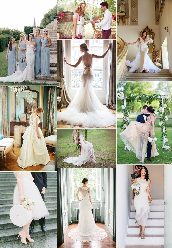 Summer French Wedding Dresses Snapshot