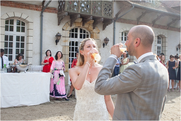 champagne at weddings | Image by Freddy Fremond