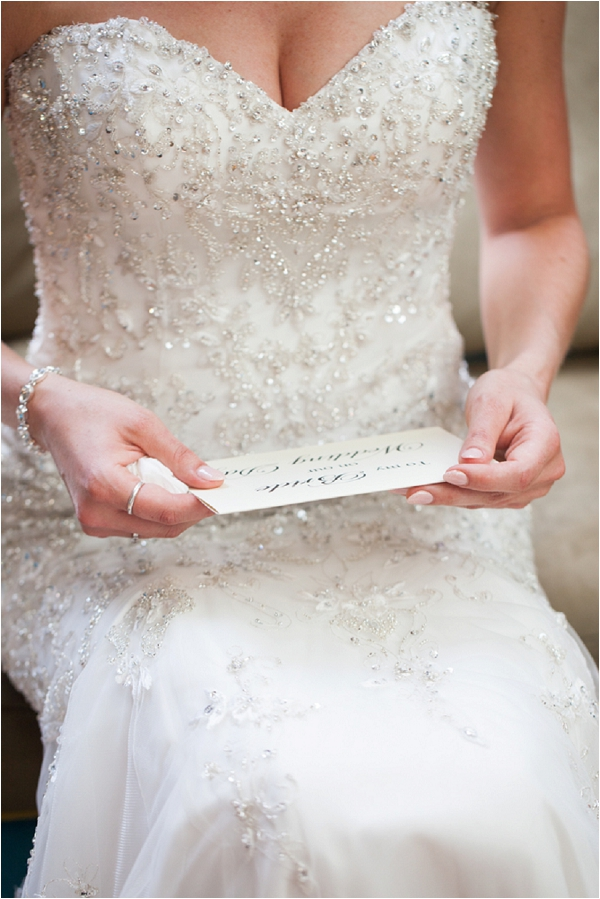 letter to bride | Image by Freddy Fremond
