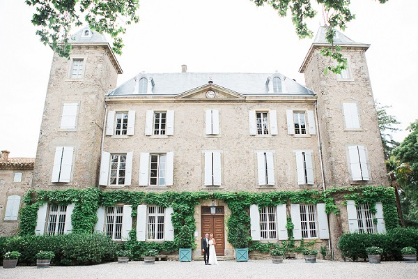 Chateau de Blomac wedding