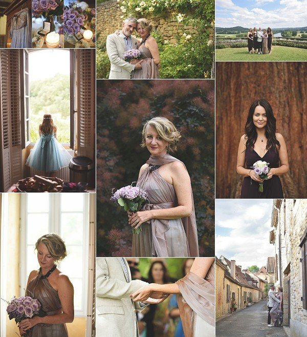 Heartfelt Dordogne Destination Real Wedding Snapshot