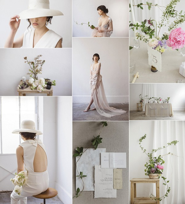 Luxurious Japanese Inspired Bridal Shoot - French Wedding Style