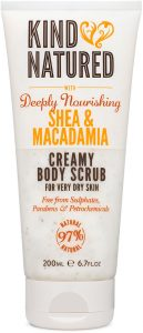 Shea and Macadamia Body Scrub