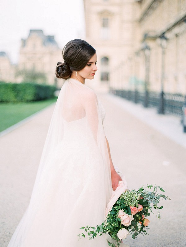 Sophisticated Beauty Paris Wedding Inspiration