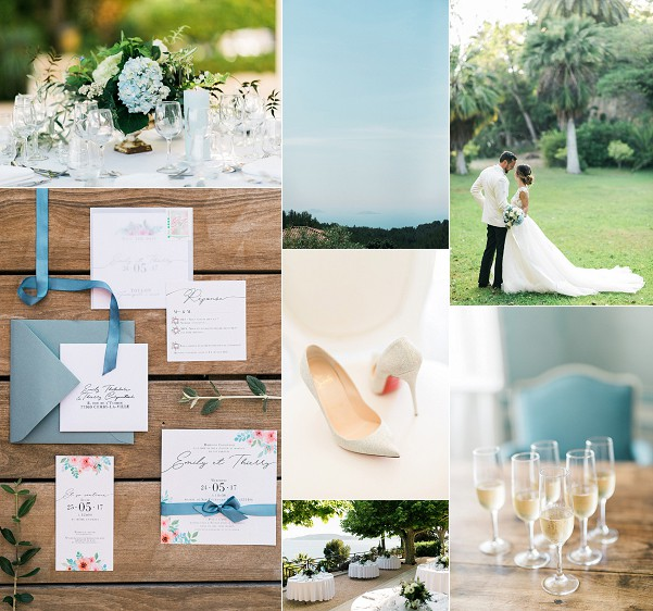 Stylish Toulon Wedding at La Résidence du Cap Brun Snapshot