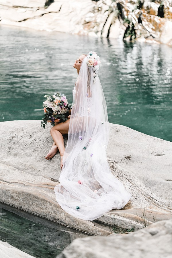 Verzasca River Wedding